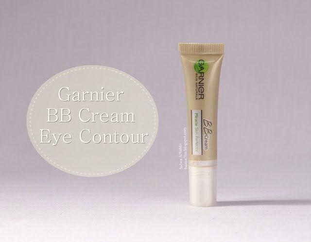 Salwa كونسيلر غارنييه بي بي كريم Garnier Bb Cream Eye Contour Cream Contour Garnier Bb Cream Cream