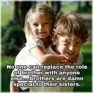 Loveliest Brother Any One Would Ever Had Love My Brother Quotes