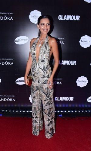 Mariana Rios comparece ao prêmio Geração Glamour, na Casa Petra, em São Paulo