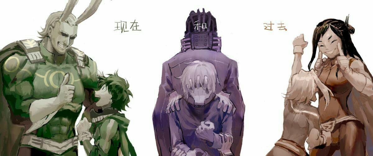 My Hero Academia Characters Text Teachers Students All Might Izuku Tomura My Hero Academia Please Tell Me The Boku No Hero Academy Izuku Midoriya Anime