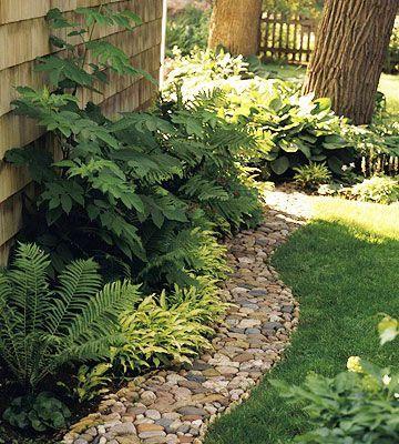 I this rock border #garden decorating #garden designs #garden ... Curve Designs Rock Garden Stones on decorative garden rocks garden stones, rock landscape designs, garden rocks and stones,