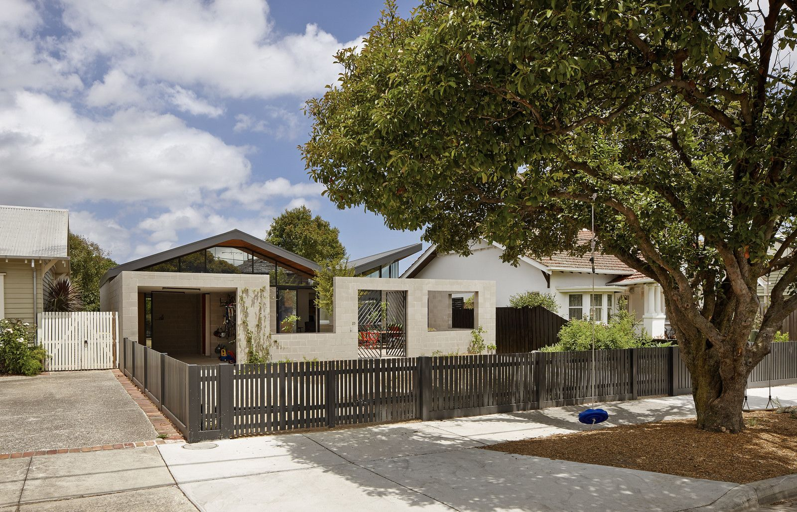 Fairfield house residential exterior pinterest
