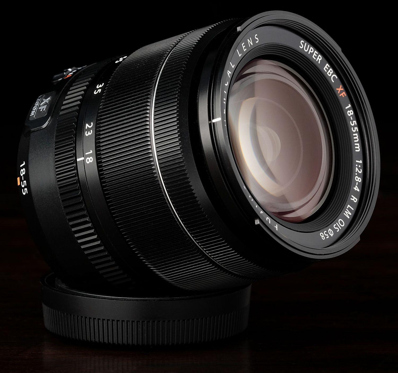 Fuji Xf 18 55mm F X2f 2 8 4 Ois Photography Gear Fuji Mirrorless Camera