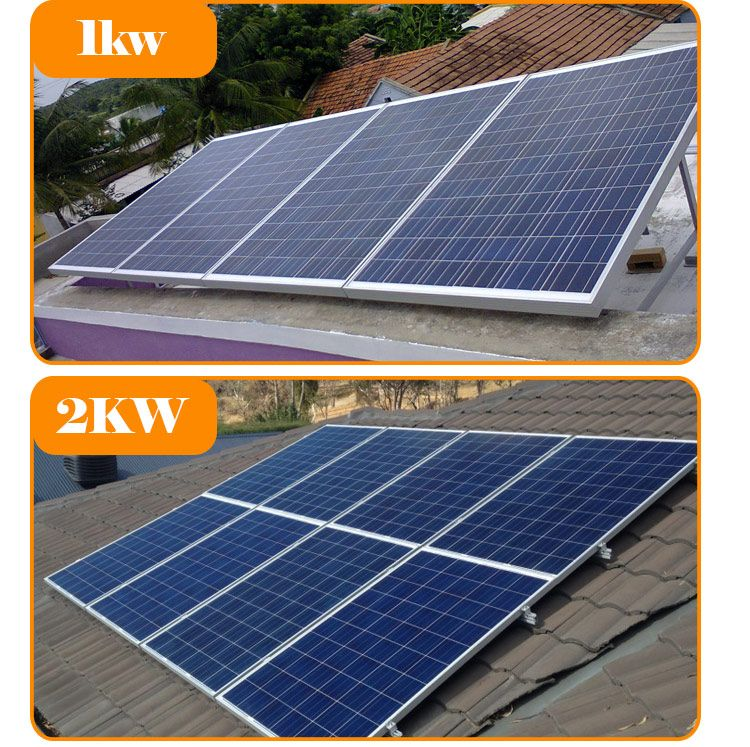 1kw 2kw New Tech Small Photovoltaic Cells Poly Solar Panels Buy From China Solar Panels Solar Solar Energy Solutions