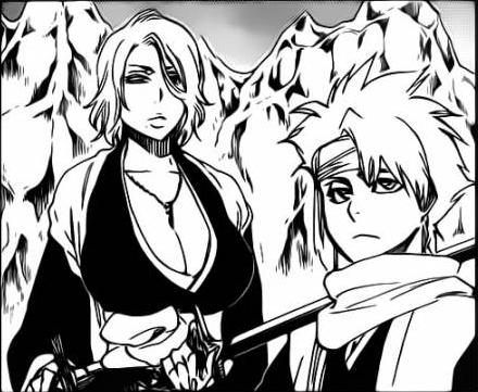 Rangiku New Look Manga