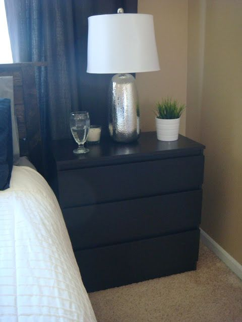 Comfy Cozy Master Bedroom Reveal Dresser As Nightstand Master