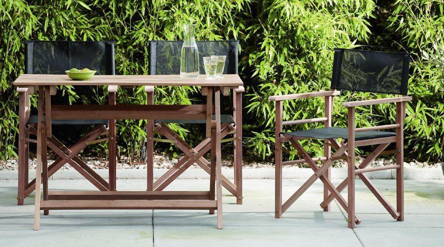 Balkontisch Fiji Von Jan Kurtz Mobel I Holzdesignpur Gartentisch Set Balkontisch Aussenmobel