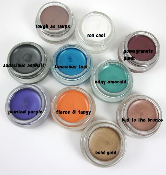 Maybelline Color Tattoo 24 Hr Eyeshadows - I wear Bad To The ...