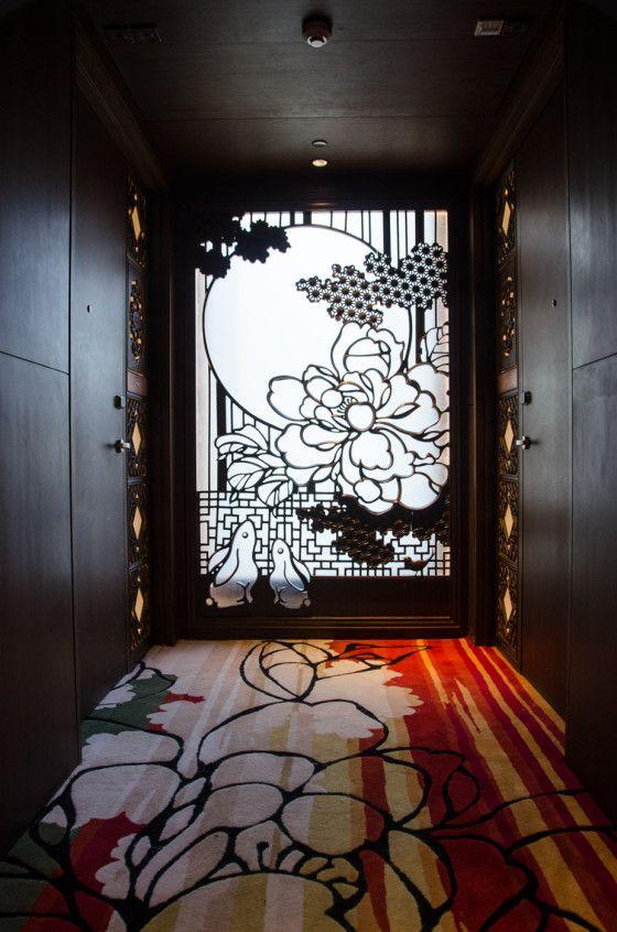 Mira Moon Hong Kong Interior Design School Marcel Wanders Design
