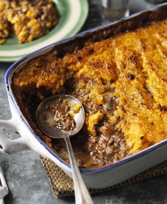 Squash and turkey bake | Recipe | Food, Turkey mince ...