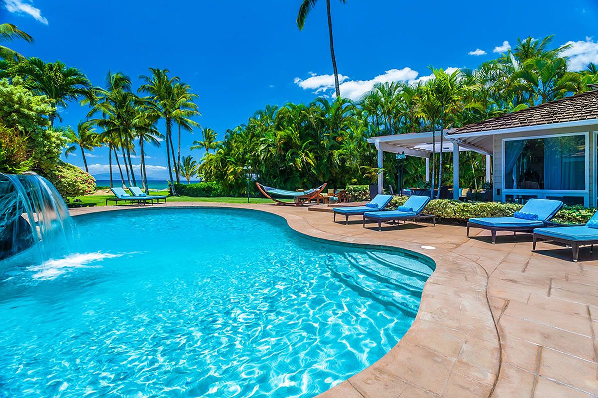 Check out this amazing luxury retreats property in maui