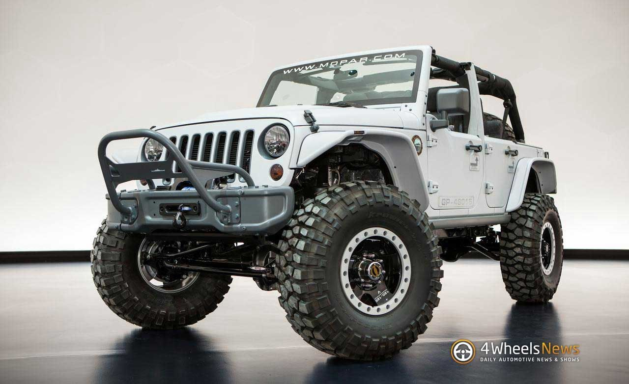 Moparfitted vehicles gaining popularity among Jeep