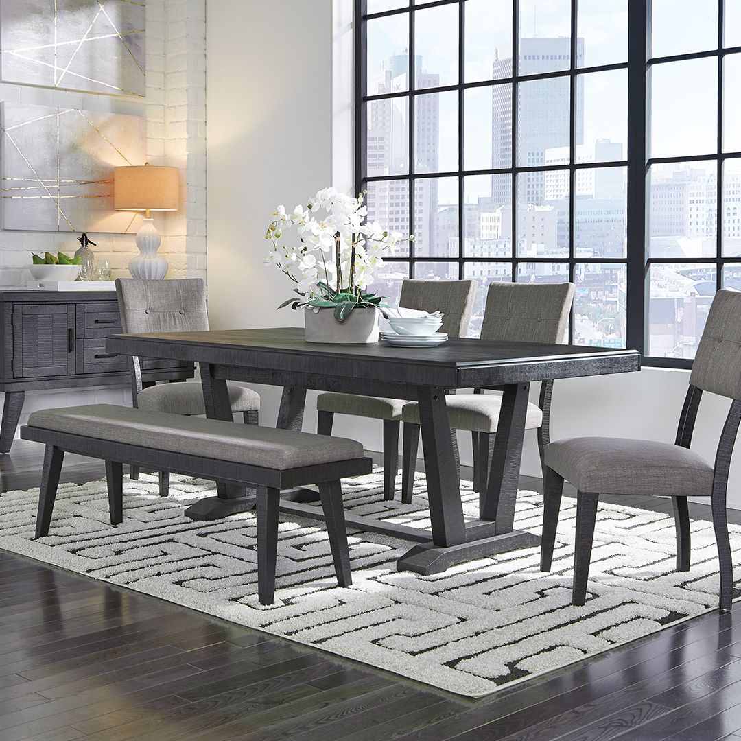 The Kenton Dining Collection Is Perfect For A Young Family With