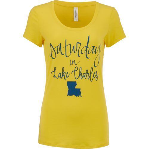 the best attitude 97758 344df Edna Rose Women's McNeese State University Saturday In Town ...