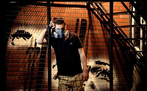 Pasha 183 death: Russian street artist Pasha 183, who hid his identity, died in Moscow on Monday. He was 29. IMAGE