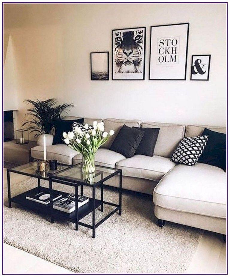 26 Inspiring Apartment Living Room Decorating Ideas 00016 In 2020 Living Room Decor Apartment Living Room Decor Modern Small Living Room Decor #trendy #living #room #decor