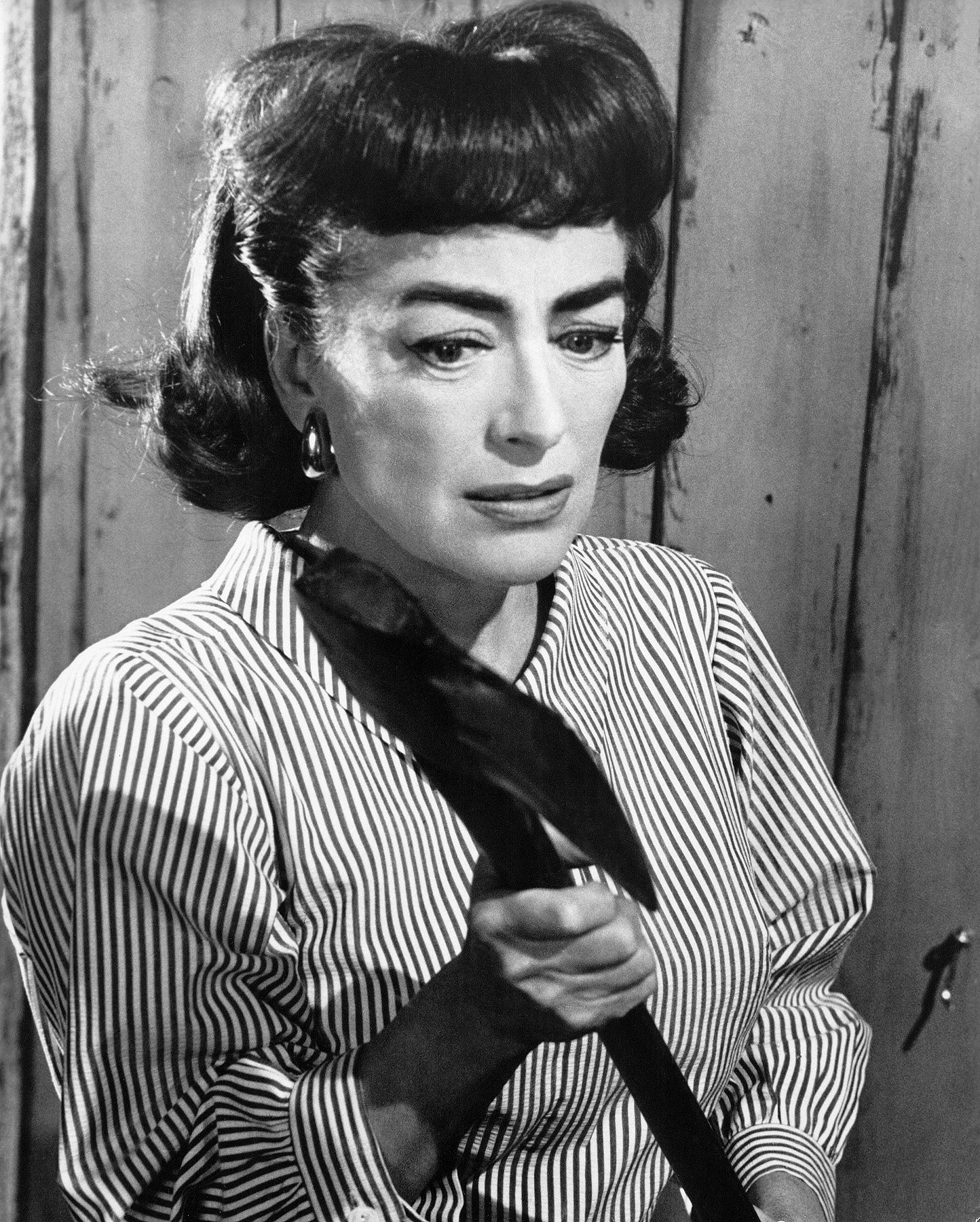 Joan Crawford, publicity still for Straight-Jacket, 1964. | Joan ...