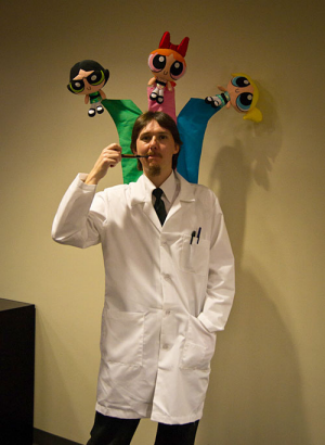 Powerpuff Girls Professor Costume Idea #Funny Halloween Costume Ideas for Men #Halloween #Costumes #Men  sc 1 st  Pinterest & Powerpuff Girls Professor Costume Idea #Funny Halloween Costume ...