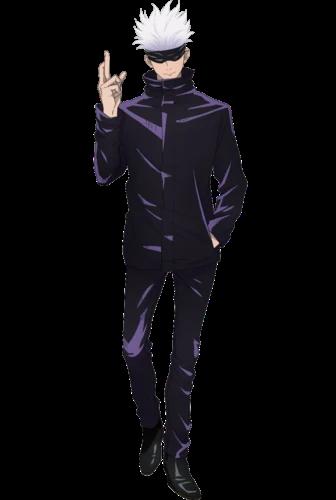 Satoru Gojo Jujutsu Kaisen Wiki Fandom In 2021 Jujutsu Anime Boyfriend Anime Guys