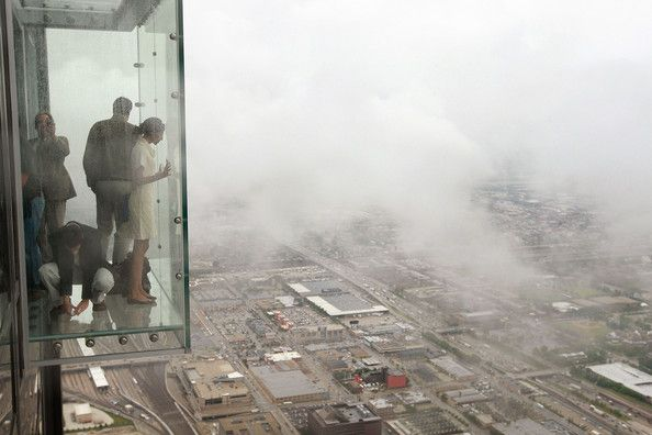 Sears Tower To Unveil New Glass Ledge On 103rd Floor