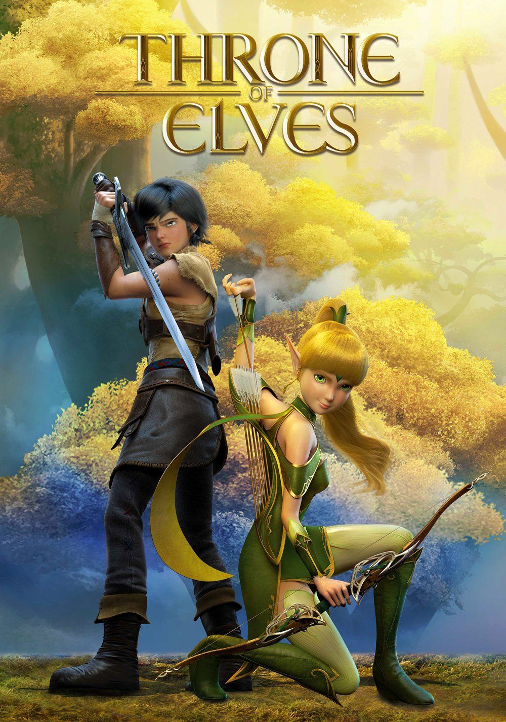 Throne of Elves movies chinesecinema animation Elf