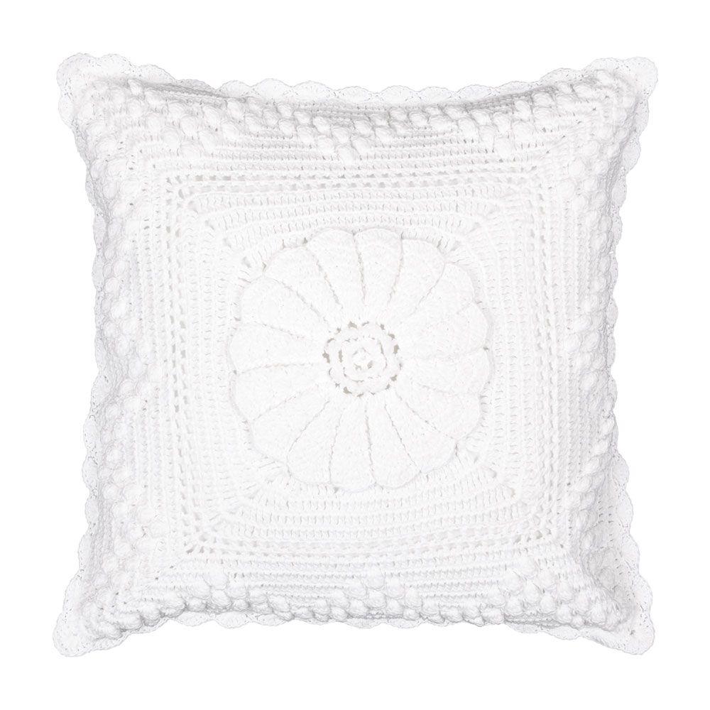 ПОДУШКА CROCHET | Zara Home — Bedroom | Pinterest | Patrón gratis y ...