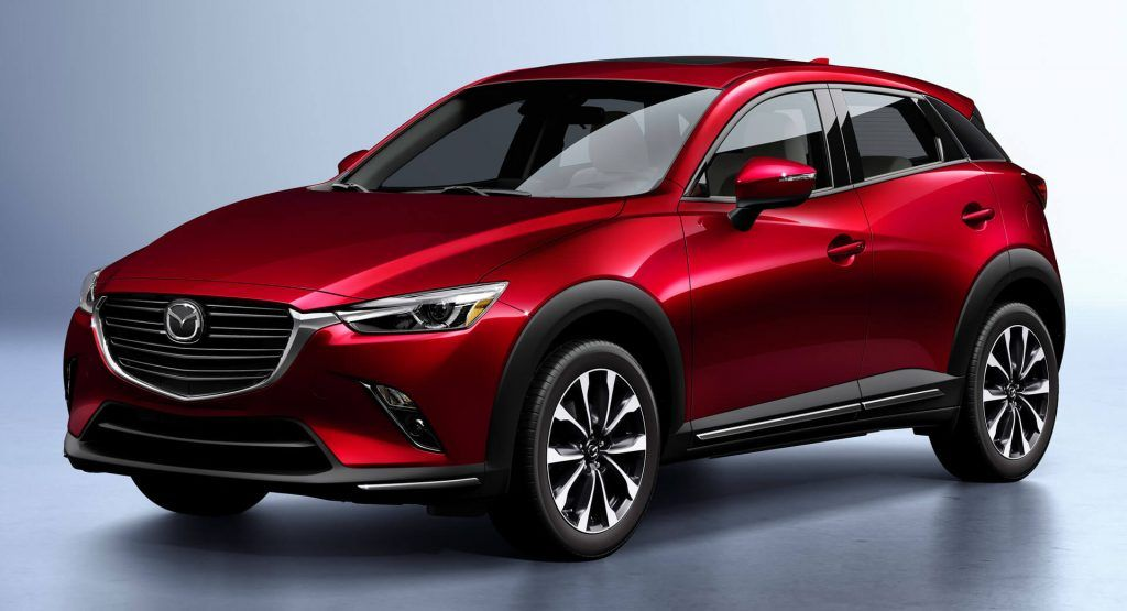 2020 Mazda Cx 3 To Ditch All Trim Levels Save For One In 2020 Mazda Suv Mazda 3 Hatchback Mazda
