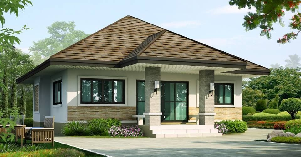 Affordable Small Houses In Bangkok Amazing Architecture Magazine Beautiful House Plans Kerala House Design House Plan Gallery