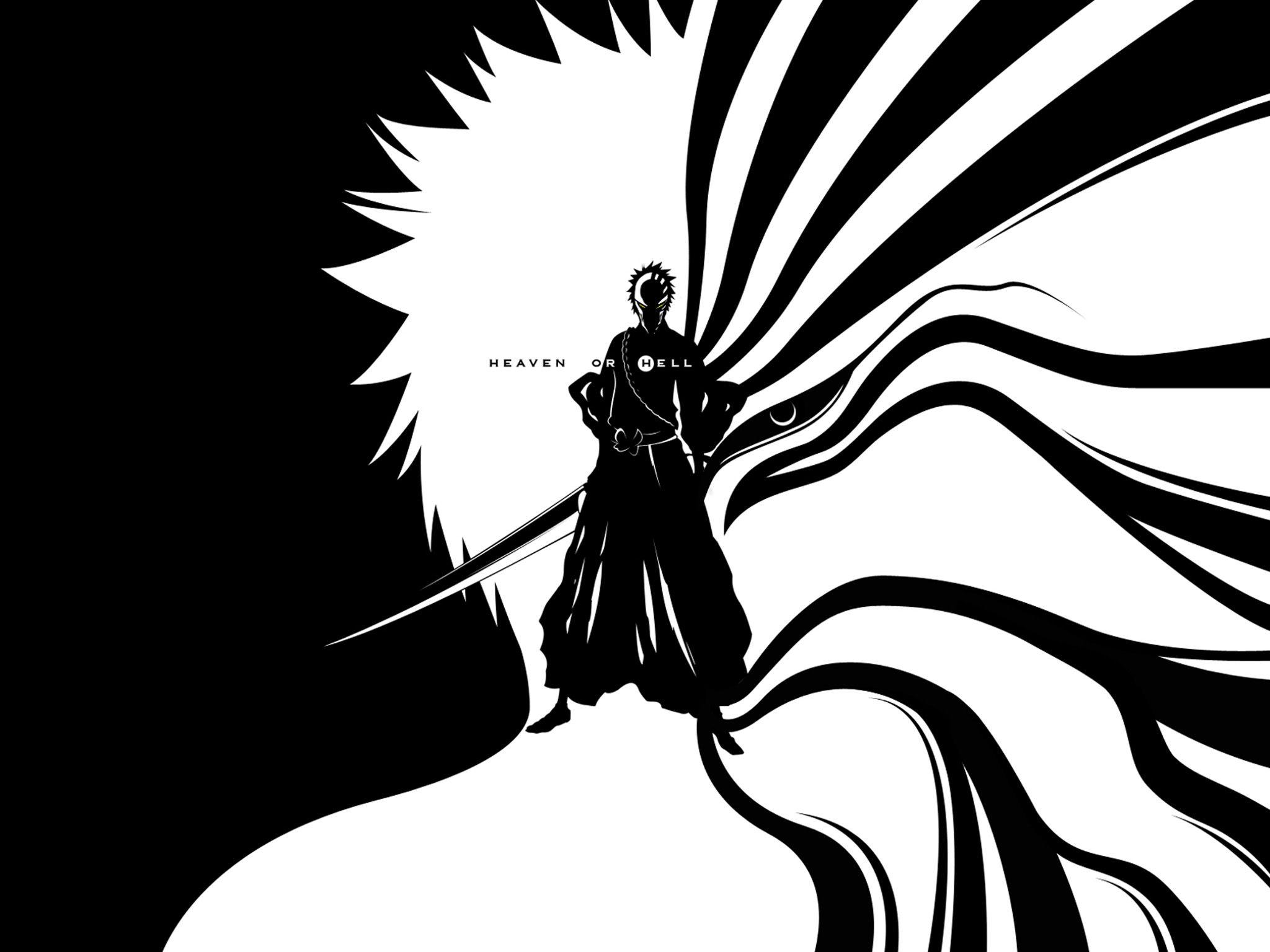 Download Bleach Ichigo Kurosaki Hollow Wallpaper Full 2048x1536 Wallpapers 62 Final FormBleachDesktopDesk