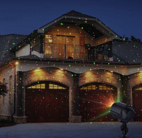 Star Shower R G Waterproof Christmas Outdoor Garden Laser Projector Light Led Laser Christmas Lights Best Christmas Laser Lights Christmas Light Projector