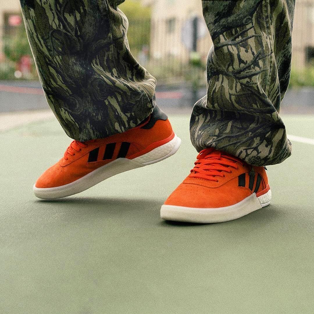 mayor Rendición nivel  Adidas 3ST.004 Collegiate Orange Black 👉🏻 www.popname.cz   Adidas  skateboarding, Black sneakers, Nike sb