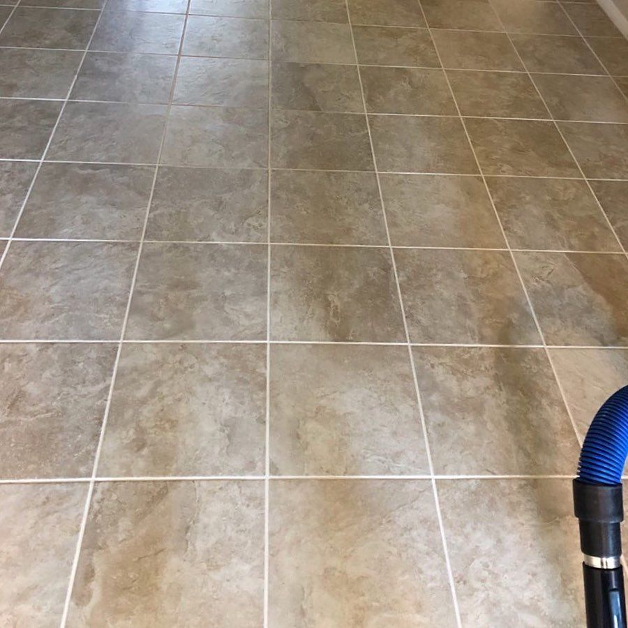 With Our Professional Tile Grout Cleaning We Ensure Your Floor Will Be Left Clean Dry And Sanitized With No Soluti In 2020 Clean Tile Grout Tile Grout Grout Cleaner