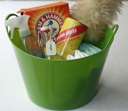 organize your receipes for homemade cleaners... look in comments for more recipes