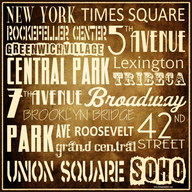 New York City 16\