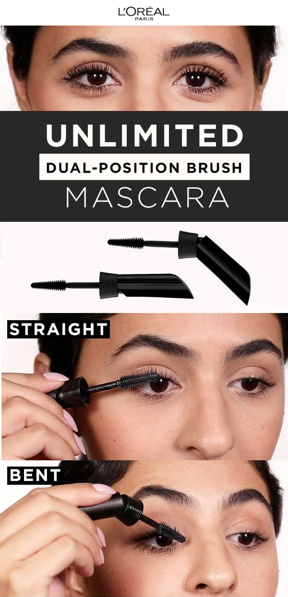 e26753a0221 Customize your lash look with L'Oréal Paris Unlimited Lash Lifting and  Lengthening Washable Mascara