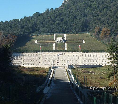 Cimiteri di Guerra Montecassino  #TuscanyAgriturismoGiratola