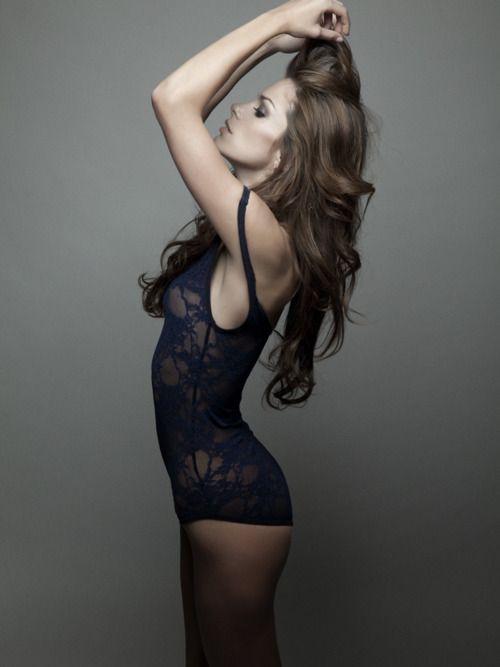Bodysuit. Hair. Can I be her? k bye.