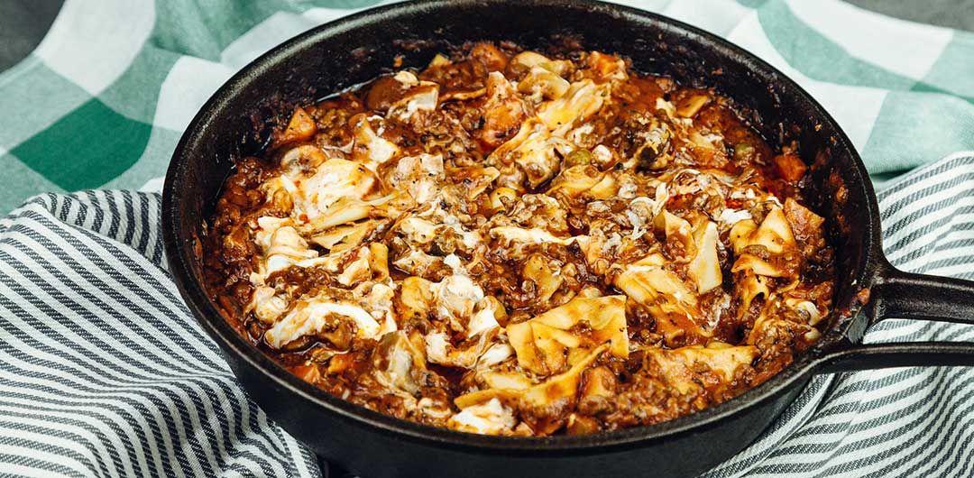 ein geniales rezept für ein schnelle lasagne aus der
