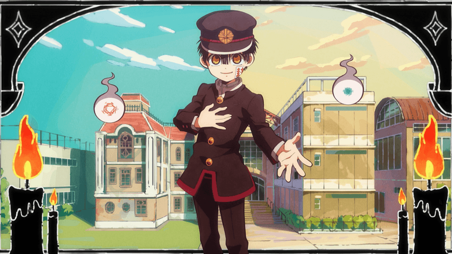 Jibaku Shounen Hanakokun Gallery Anime Shelter in 2020
