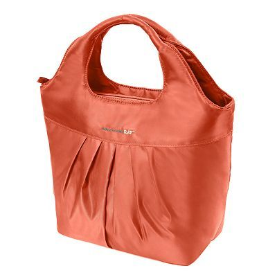 Rachael Ray Pleated Tote Lunch Tote Bags Luggage Backpack
