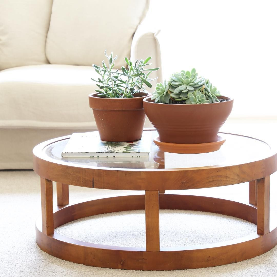 Friday Arvo Arlo Coffee Table Love Glasstop Coffeetable
