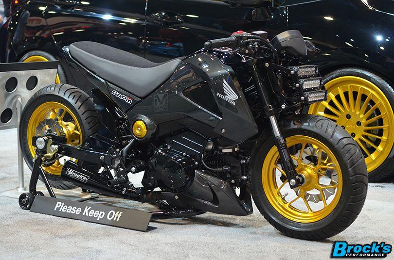 Honda Grom Msx125 Petex Under Tail Msx Msx125 Grom Grom125