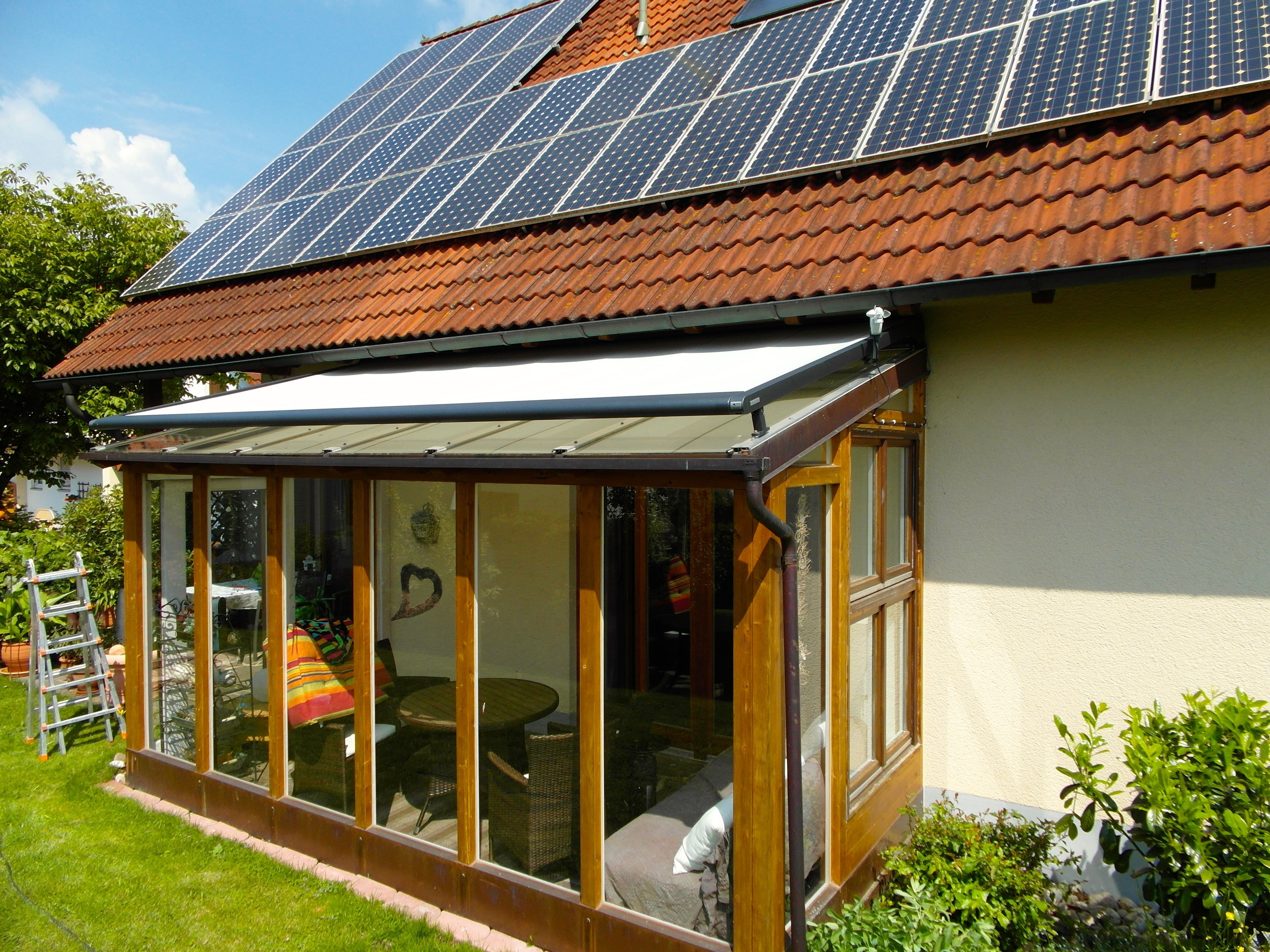 Wintergarten Und Unterglasmarkisen Outdoor Decor Outdoor Home Decor