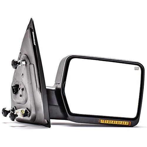 Dedc Right Passenger Side Power Heated With Front Turn Signal Light Towing Mirrors For 20042006 Ford F150 Series You Can Find Ford F150 F150 2004 Ford F150
