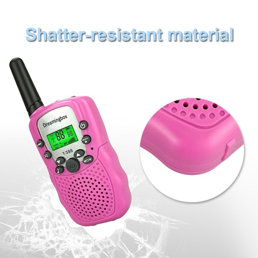 7d2a8f4df1 WIKI 3 4 5 Year Old Girl Toys Long Range Walkie Talkies for Kids Toys for