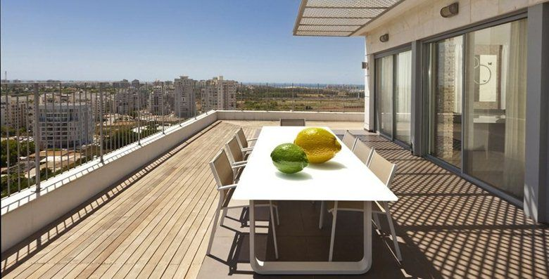 Penthouse In Tel Aviv - Picture gallery