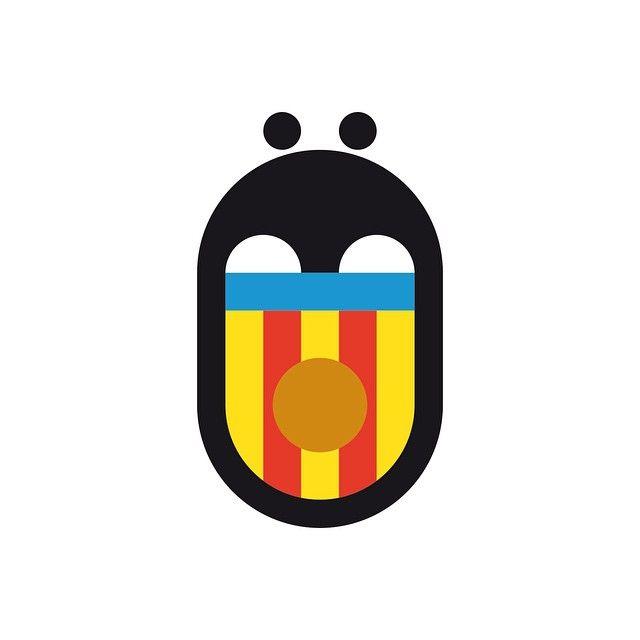 Soccermetrix On Instagram Valencia Cf Valencia Valenciacf Soccer Soccermetrix Futbol Football Logo Graphicde Logos Football Logo Football Team Logos