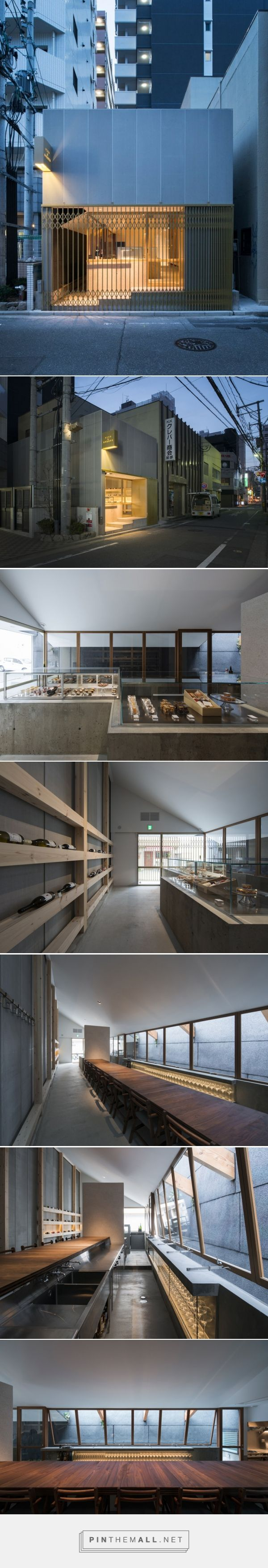 Tsumons   A Wine U0026 Sweets Shop Grows In Fukuoka   Spoon U0026 Tamago   Created  · Cafe Interior DesignWine Shop InteriorBakery ...