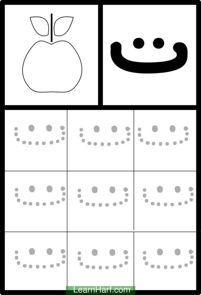 تدريب كتابة حرف التاء بالتنقيط Arabic Alphabet For Kids Learn Arabic Alphabet Arabic Alphabet Letters
