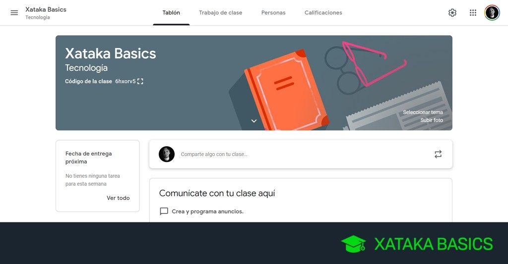 Comprimir Video Sin Perder Calidad Google Classroom Que Es Y Como Funciona Profesora Y Alumno